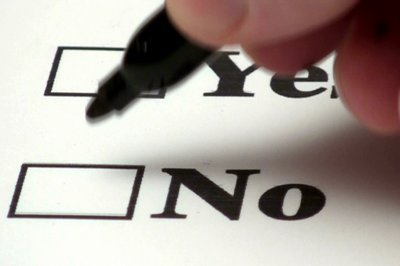 Check Mark In Yes Box Stock Photos - Image: 12610853 |Check Box Yes